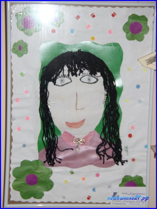 Рисунок с днем матери 11 лет, открытка рисование старшей